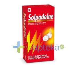 Solpadeine 12 tabletek musujących USTAWA!