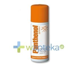 PANTHENOL 10% Pianka 150 ml