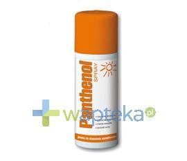 PANTHENOL 10% Pianka 150 ml