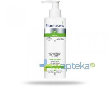Pharmaceris T Puri-Sebogel żel myjący antybakteryjny do twarzy 190 ml