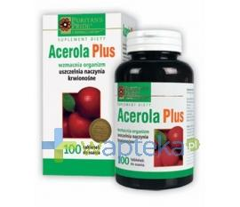 Acerola Plus 100 tabletek do ssania