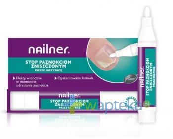 Nailner Sztyft przeciwgrzybiczy do paznokci 4 ml
