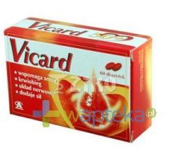 Vicard 60 drażetek