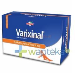 Varixinal 60 tabletek