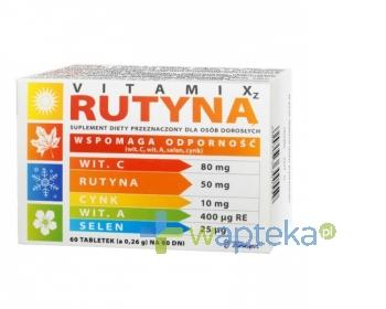Vitamix z rutyną 60 tabletek