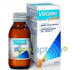 Vocaler Junior płyn 100ml