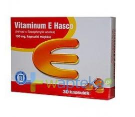 Vitaminum E 300mg 30 kapsułek HASCO
