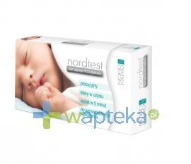 Test ciążowy NORDTEST płytkowy 1 sztuka