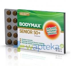 Bodymax 50+ 30 tabletek PRZENIESC NA KARTE 17043 I WPROWADZIC PRZEZ MNOZNIK