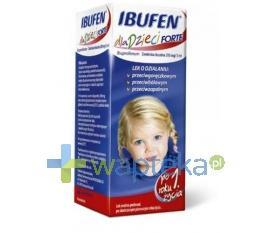 Ibufen dla dzieci Forte zawiesina doustna 0,2g/5ml ???????/