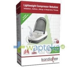 Inhalator tłokowy Kardioline KL600 1sztuka