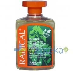 FARMONA RADICAL Szampon do włosów farbowanych 300ml