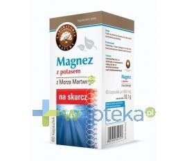 Magnez z potasem 60 kapsułek
