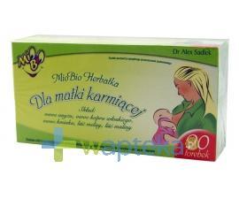 Mio Bio Herbatka Dla matki karmiącej fix 20 saszetek x 2 g