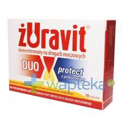 Żuravit DUOprotect 10 kapsułek