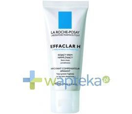 LA ROCHE EFFACLAR H Krem łagodzący do skóry trądzikowej 40 ml