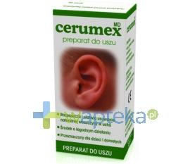Cerumex MD SPRAY preparat do higieny uszu 30 ml