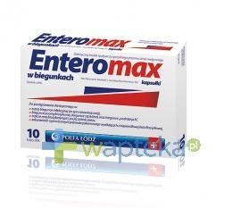 Enteromax 10 kapsułek