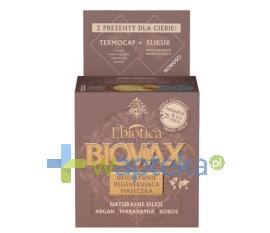 BIOVAX Maseczka Intensywnie Regenerująca Argan Makadamia Kokos 500 ml