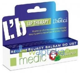 Lbiotica regenerujący balsam do ust 10ml
