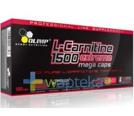 Olimp L-Carnityne 1500 Extreme Mega 120 sztuk
