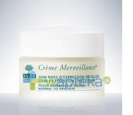 NUXE Merveillance Krem przeciwzmarszczkowy do pielęgnacji cery normalnej i suchej 50 ml