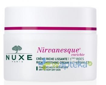 NUXE Nirvanesque Enrichie Krem przeciwzmarszczkowy dla skóry suchej i bardzo suchej 50 ml