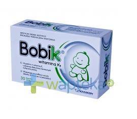 Bobik K1 kapsułki twist-off 30 sztuk