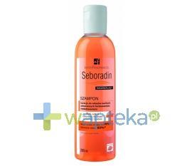 SEBORADIN Szampon regenerujący z żeń-szeń  200 ml