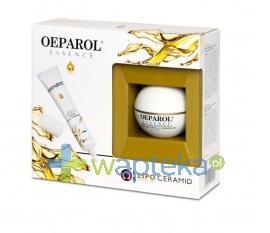 OEPAROL ESSENCE Zestaw Krem Na Noc 50 ml + Odżywczy Krem Pod Oczy 15 ml