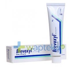 Brevoxyl krem 50 g