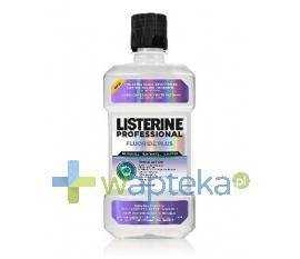 LISTERINE PROFESSIONAL Fluoride plus 250ml