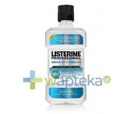LISTERINE PROFESSIONAL Sensitive Płyn 250ml