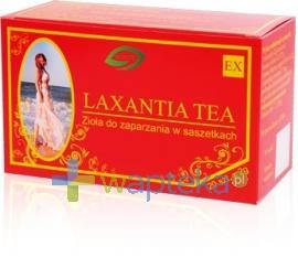 Zioła fix RED LAXANTIA Tea mieszanka 2g 20 torebek