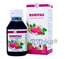 Rubital syrop 125g