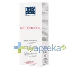 ISIS METRORUBORIL Krem skóra naczynkowa z rumieniem 30 ml
