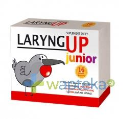 Laryng Up Junior 16 tabletek do ssania