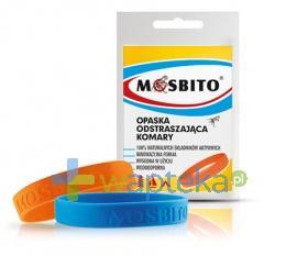 MOSBITO Opaska na rękę odstraszająca komary 1sztuka