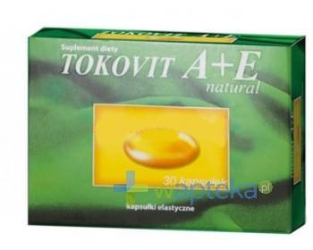 Tokovit A+E 30 kapsułek