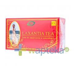 Herbata LAXANTIA Tea zioła do zaparzania