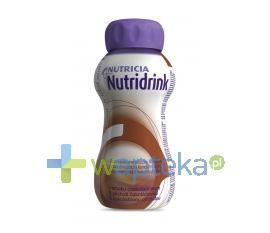 Nutridrink Classic czekoladowy 200 ml