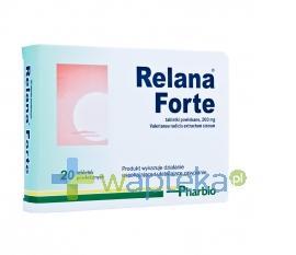 Relana Forte 20 tabletek - NIELOT