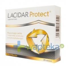 Lacidar Protect 20 tabletek