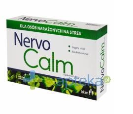 NervoCalm 10 tabletek powlekanych
