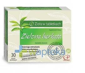 Zielona Herbata 30 tabletek