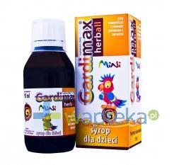 Gardimax MINI Syrop dla dzieci 110 ml