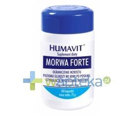 Humavit Morwa Forte 180 kapsułek