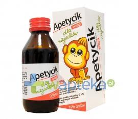 Apetycik Syrop dla niejadków 110 ml