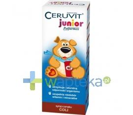Ceruvit Junior syrop smak coli 120ml