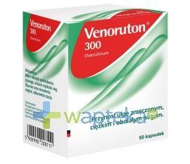 Venoruton 300 mg 50 kapsułek